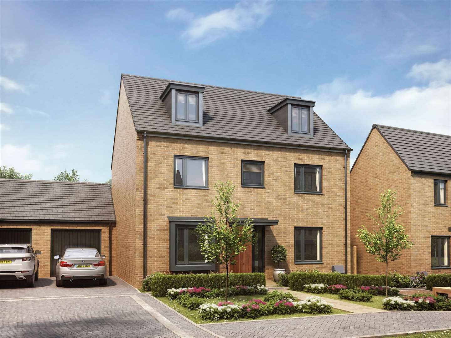Taylor Wimpey at Northstowe