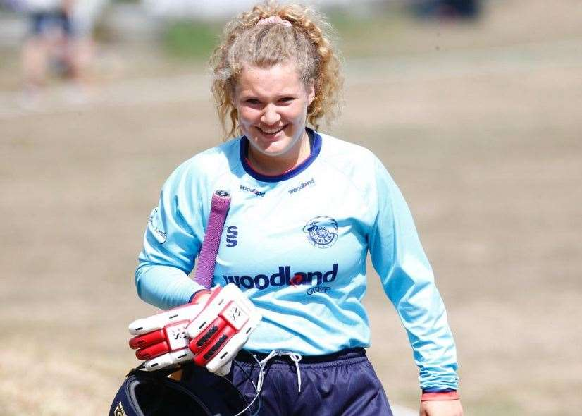 The Perse School student Bella Howarth has made her debut for Essex first team. Picture: Kieran Galvin (40682601)