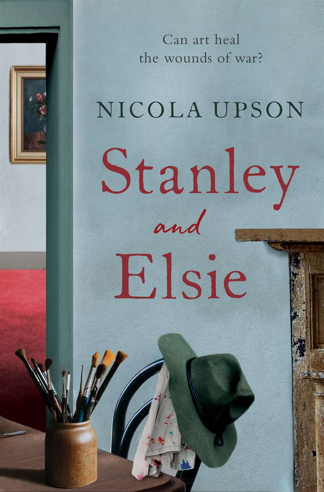 Stanley and Elsie, by Nicola Upson (10034657)