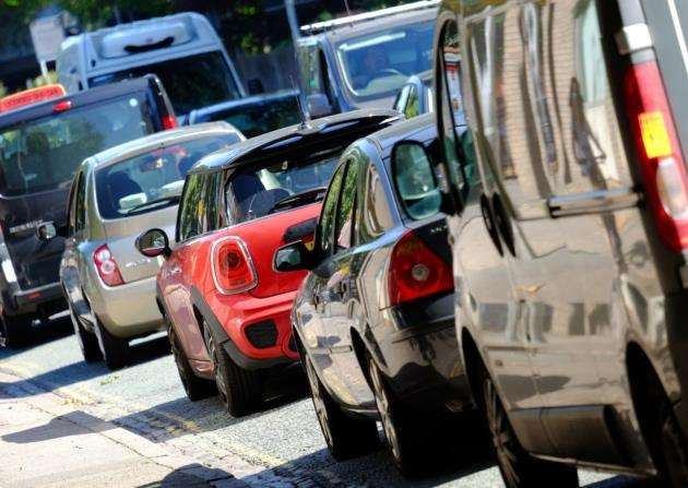 Traffic congestion in Cambridge - CIty Deal