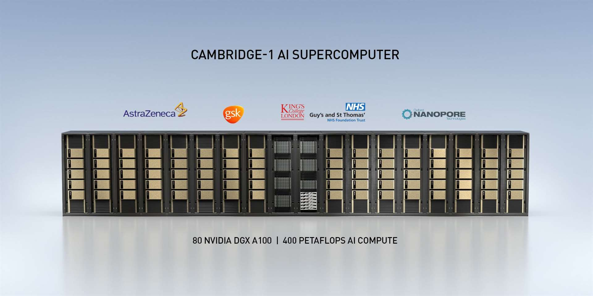 NVIDIA Cambridge-1 supercomputer (44354186)