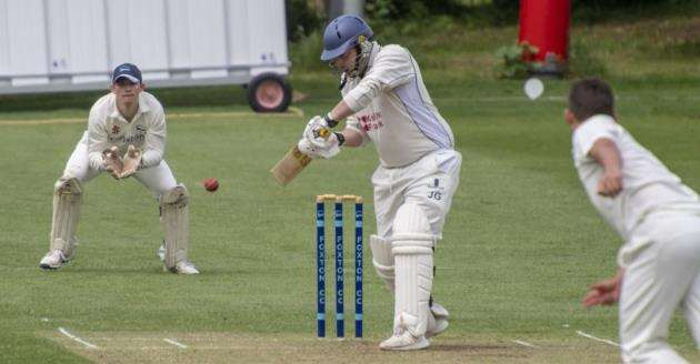 Foxton wicketkeeper Dave Fagan. Picture: Keith Heppell