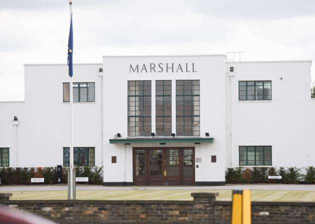 General views of Marshall Head Office Newmarket Rd, Cambridge . Picture: Keith Heppell