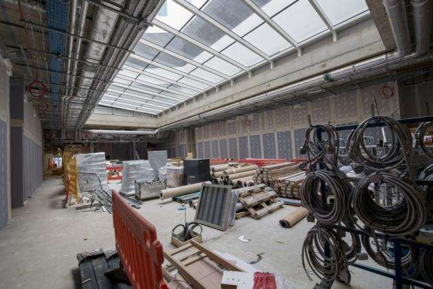 Papworth Hospital site visit on the Biomedical Campus, . Picture: Keith Heppell