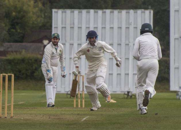 Ben Clilverd was Sawston & Babrahams leading wicket taker.