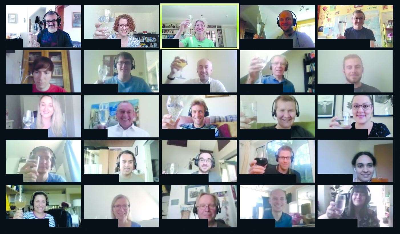 RealVNC marks its 18th birthday with a virtual celebration. Picture: RealVNC