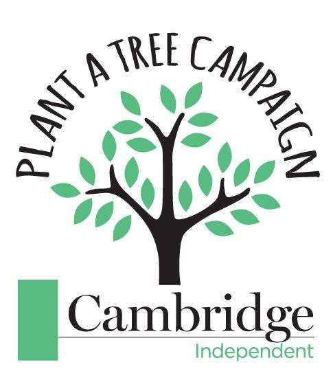 The Cambridge Independent Plant a Tree Campaign logo (26173116)