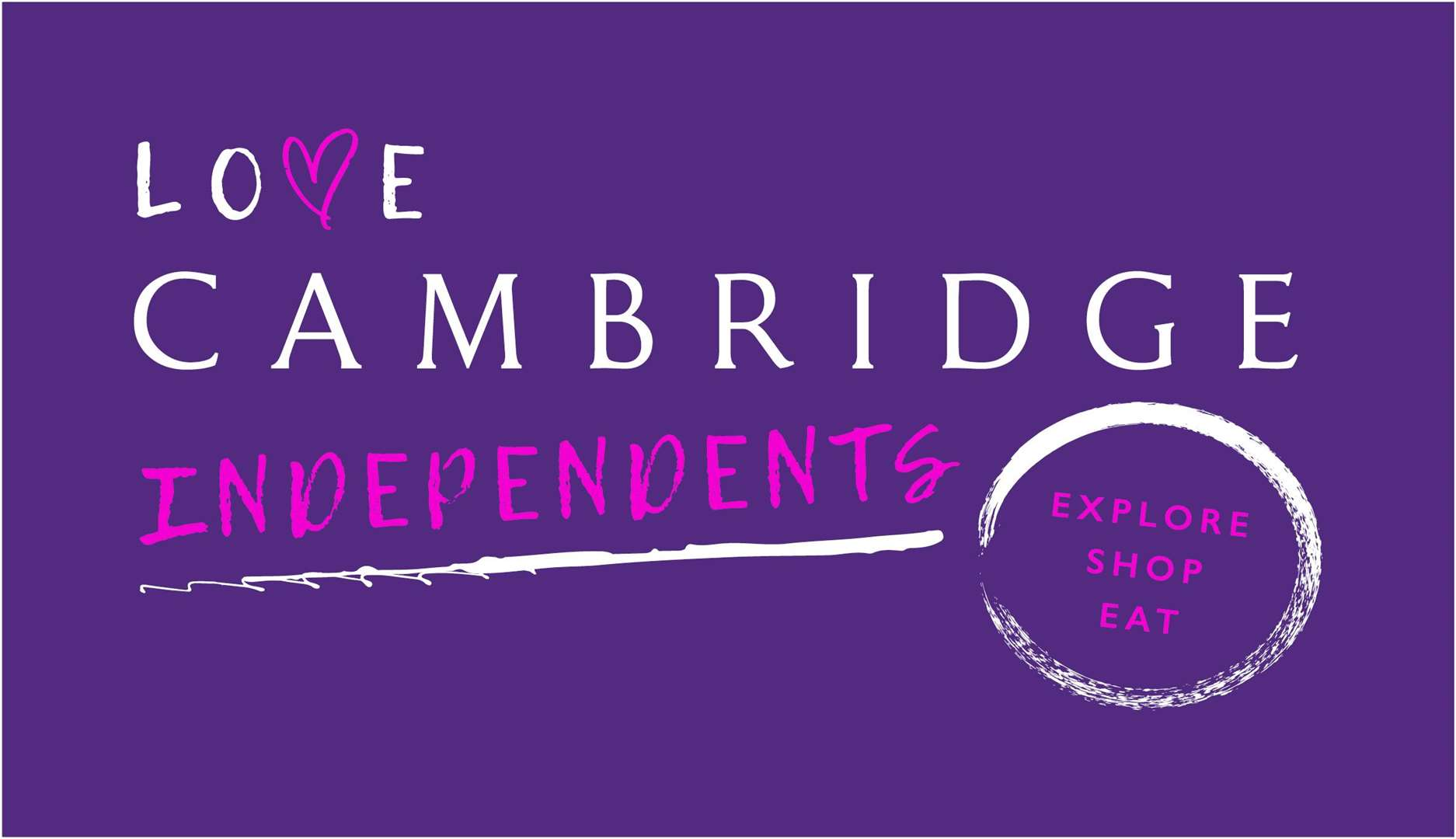 The Love Cambridge Independents logo (6906332)