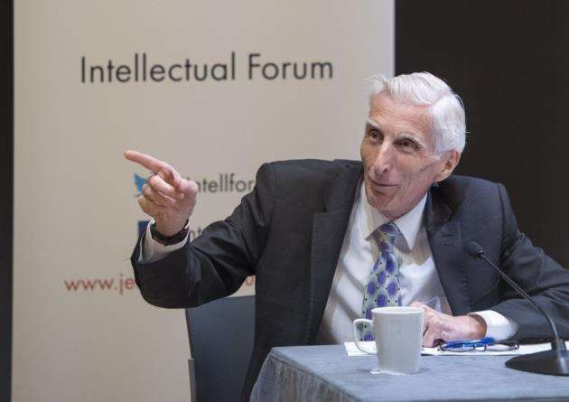 Lord Martin Rees, who worked with Prof Donald Lynden-Bell, said he was one of the great astronomers of his generation. Picture: Keith Heppell