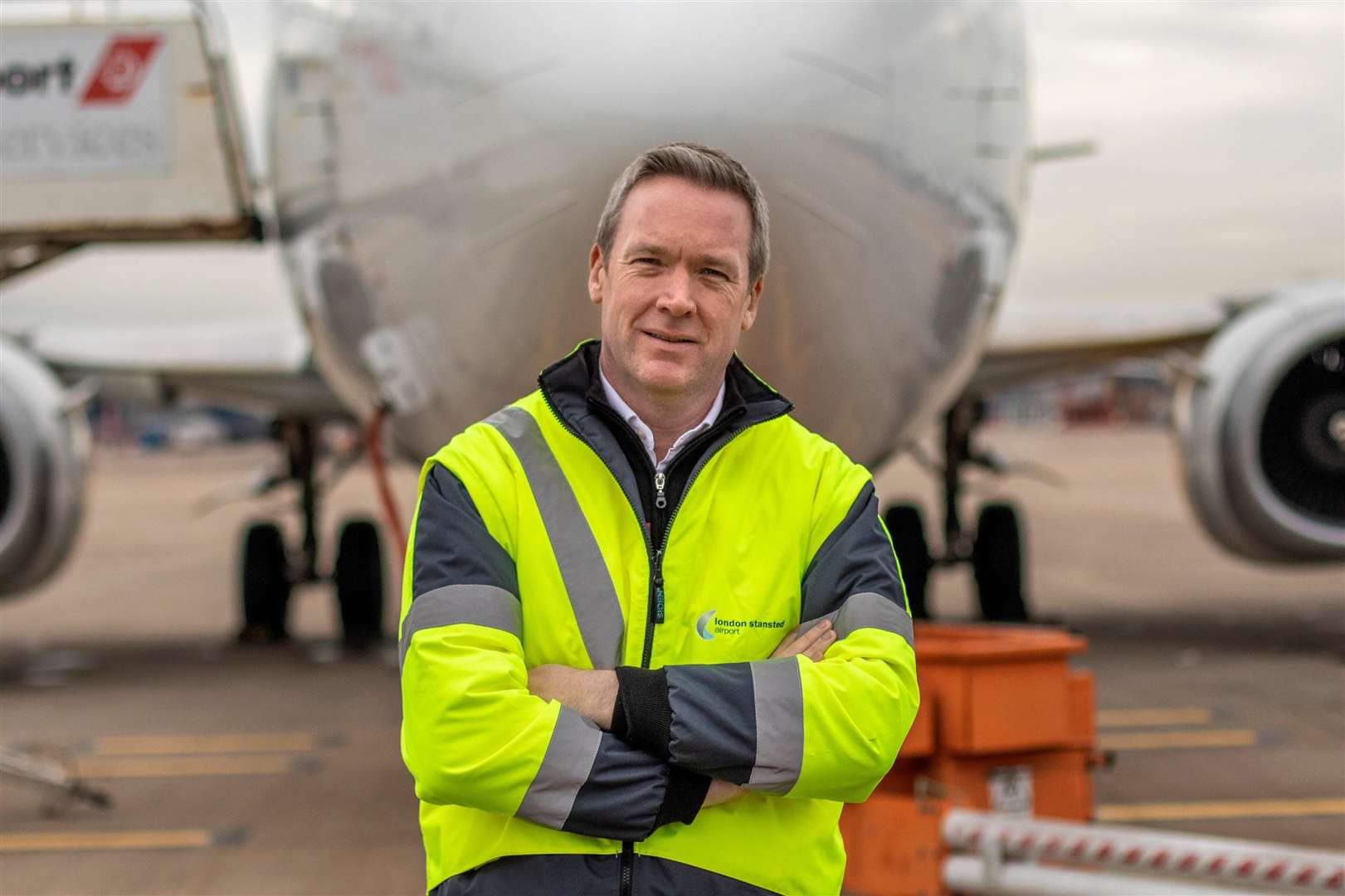 Stansted Airport CEO, Ken O'Toole
