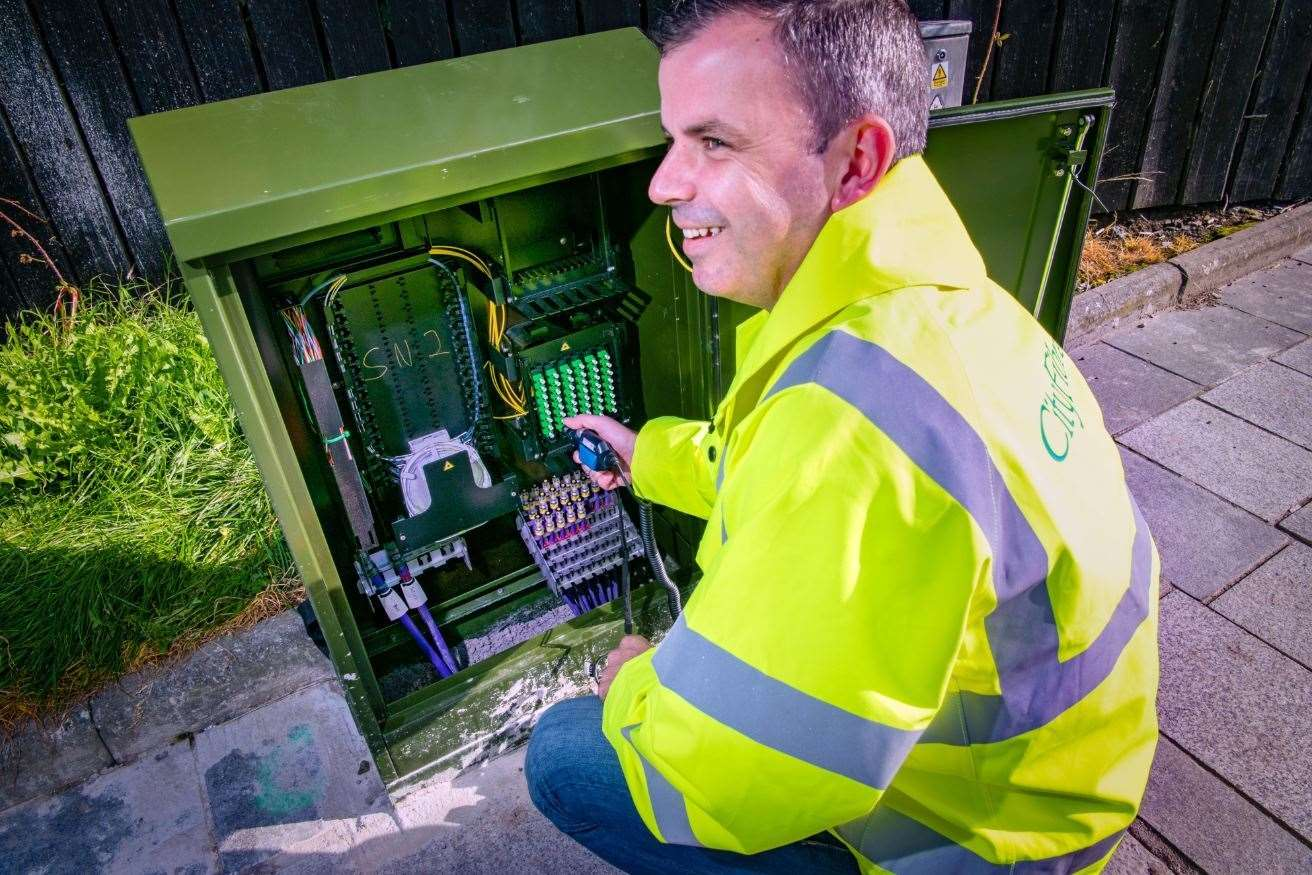 CityFibre has appointed Lite Access Technologies to deliver its Cambridge FTTP rollout