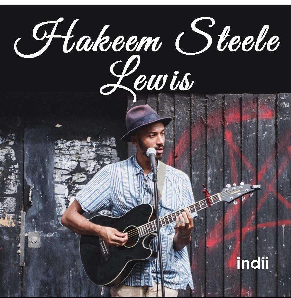 Hakeem Steele Lewis: artwork design within the indii app