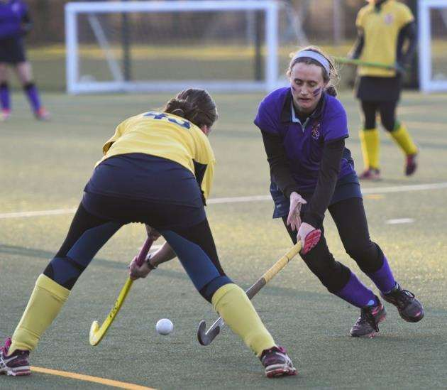 Kendra Seed scored for Cambridge South II