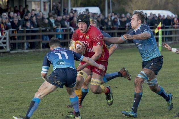 Camb RUFC v Darlington, . Picture: Keith Heppell