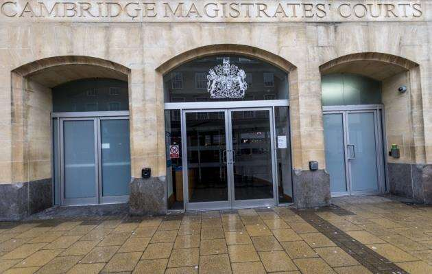 Cambridge Magistrates Court is under-used, according to the Ministry of Justice