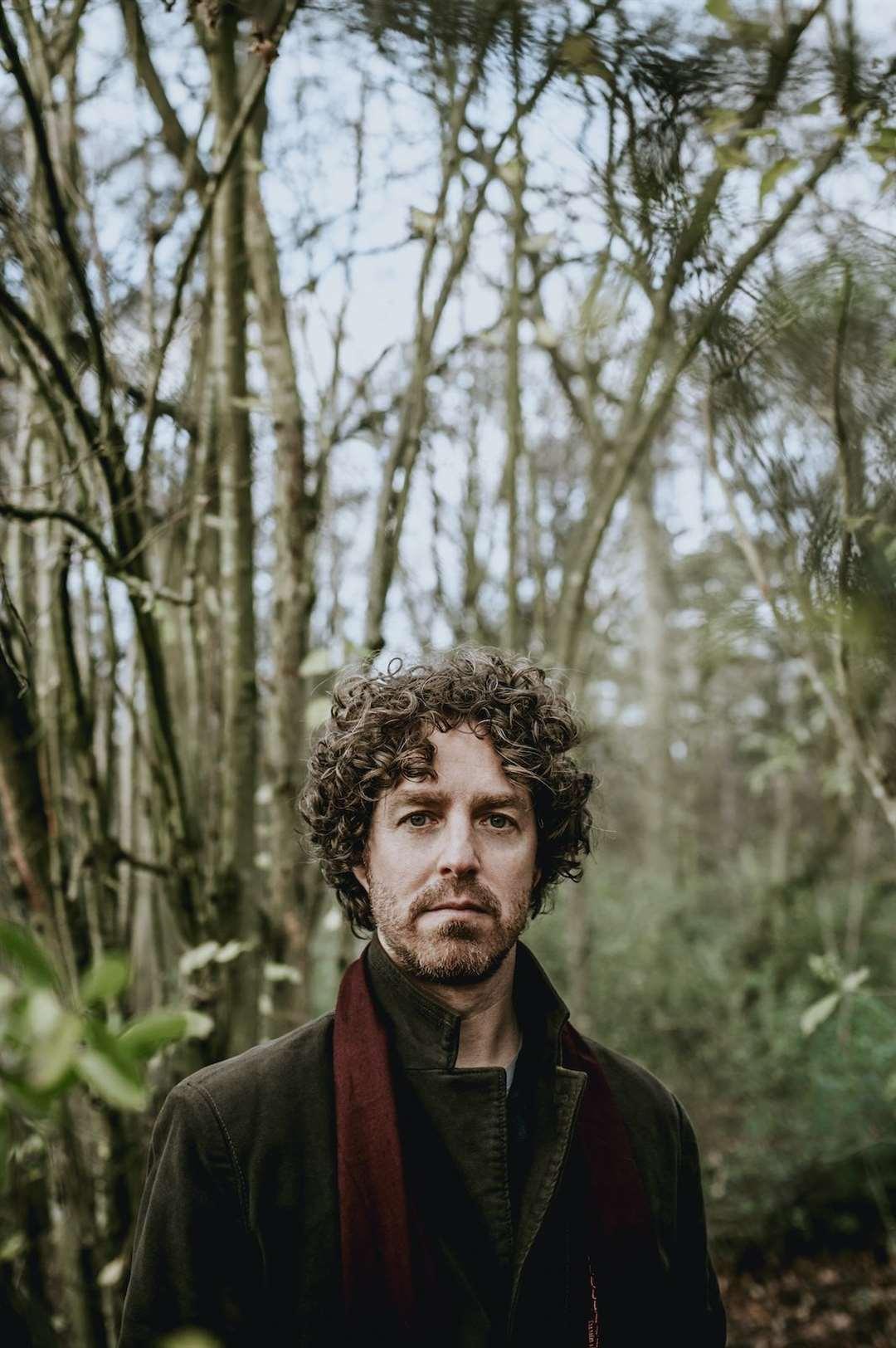 Cambridge musician Demian Dorelli.  Photo: Daniel Ackerley