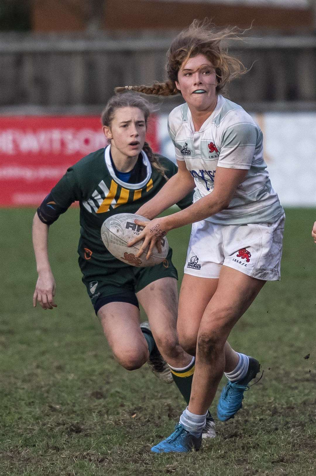Fiona Shuttleworth has been elected women's captain of Cambridge University Rugby Union Football Club