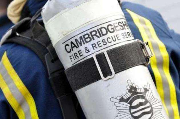Cambridgeshire Fire and Rescue believe YMCA fire could have been started deliberately