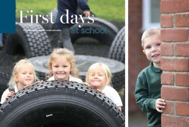 First Days at School