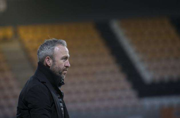 Cambridge Uniteds Shaun Derry.