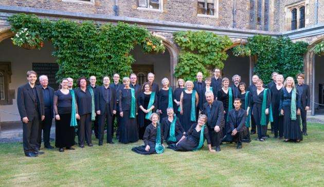 New Cambridge Singers