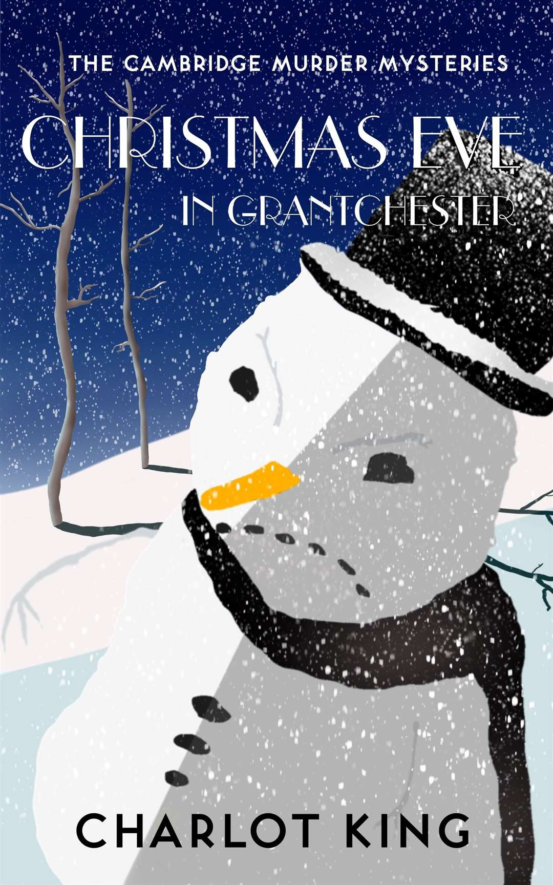 Christmas Eve in Grantchester, by Cambridge author Charlot King.