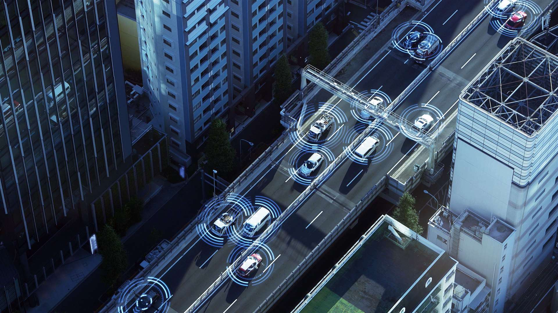 Cars will be increasingly connected to their environment (29045049)