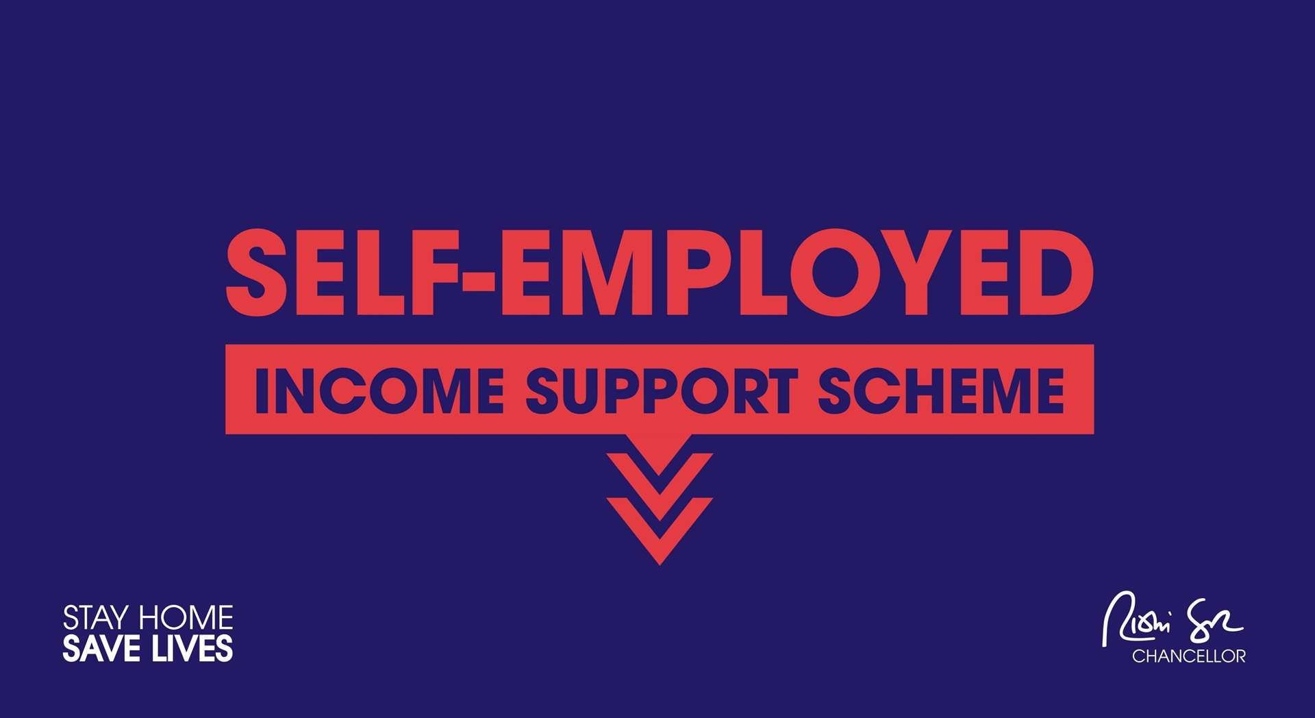 The government has announced a support scheme for the self-employed during the coronavirus crisis (32462398)