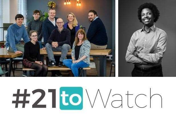 #21toWatch is a campaign by Cofinitive
