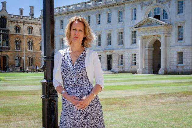 Emma Thornton is chief executive of Visit Cambridge & Beyond. Picture: Joe Higham Reportage
