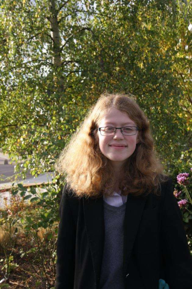 The Perse School student Lizzie Freestone wins BBCs National Young Writers Competition