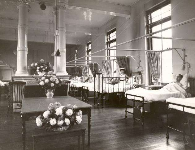 NHS at 70: A look back to 1948-58 when Addenbrooke's became