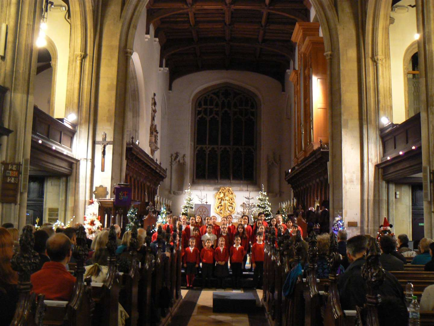 Rotary Club of Cambridge Christmas charity carol event is on Monday, December 10 (5851126)