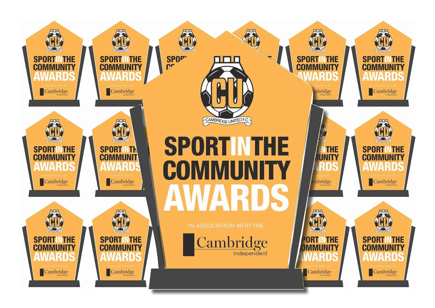Cambridge United Commhnity Trust Sport in the Community Awards