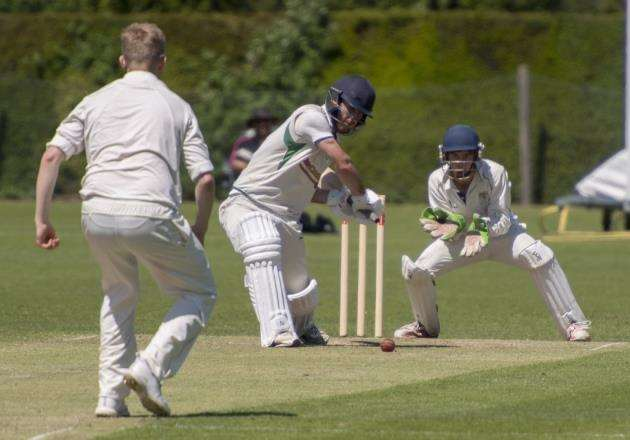 Burwell & Exning skipper Joe Tetley made a second century in as many games.