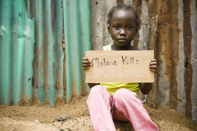 Malaria killed 303,000 under-fives in Africa in 2015