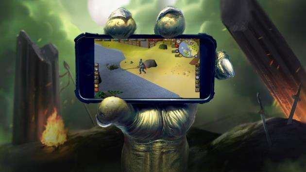 Old School Runescape is coming to mobiles