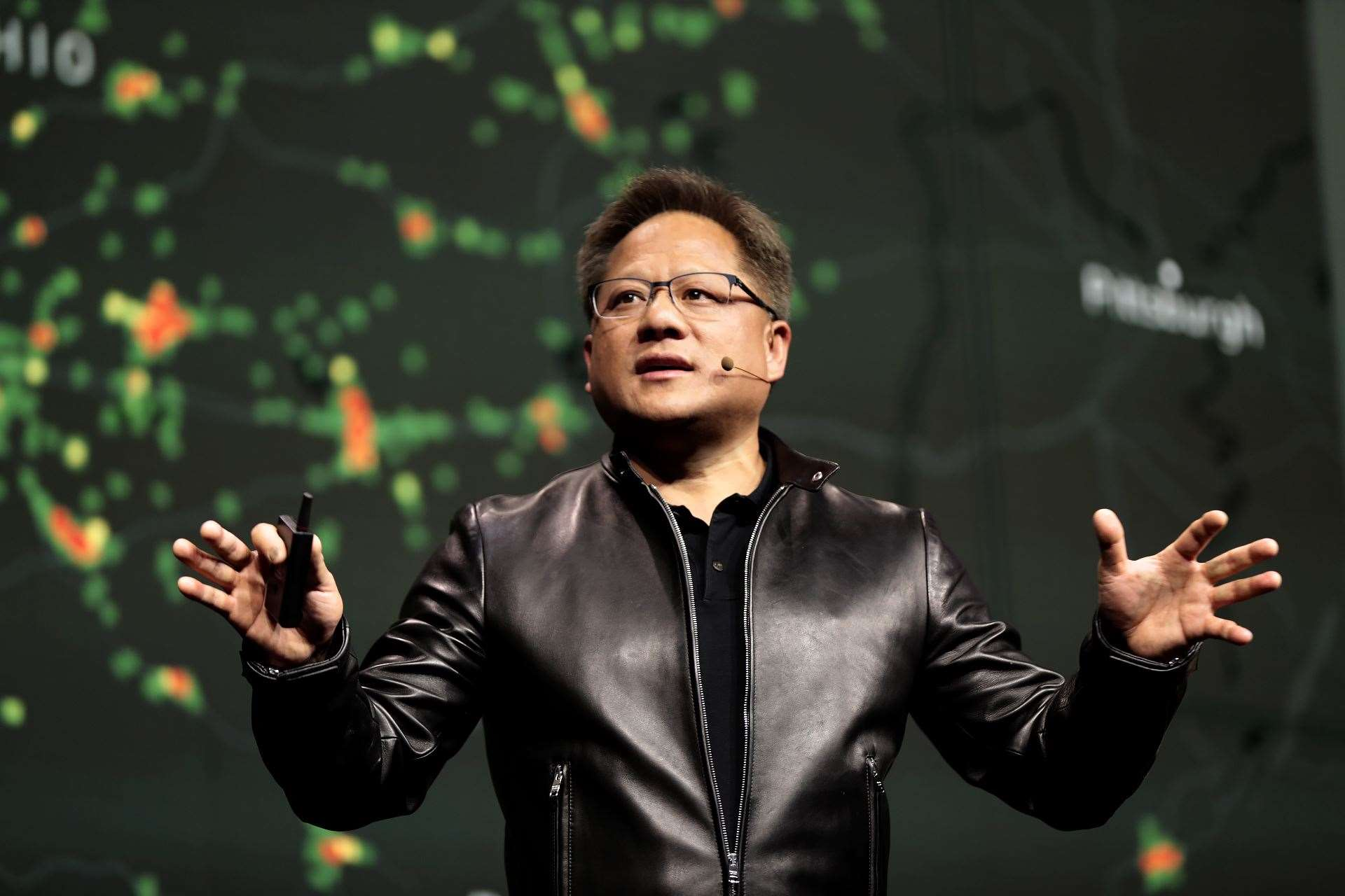 Jensen Huang, CEO and founder of NVIDIA. Picture: NVIDIA
