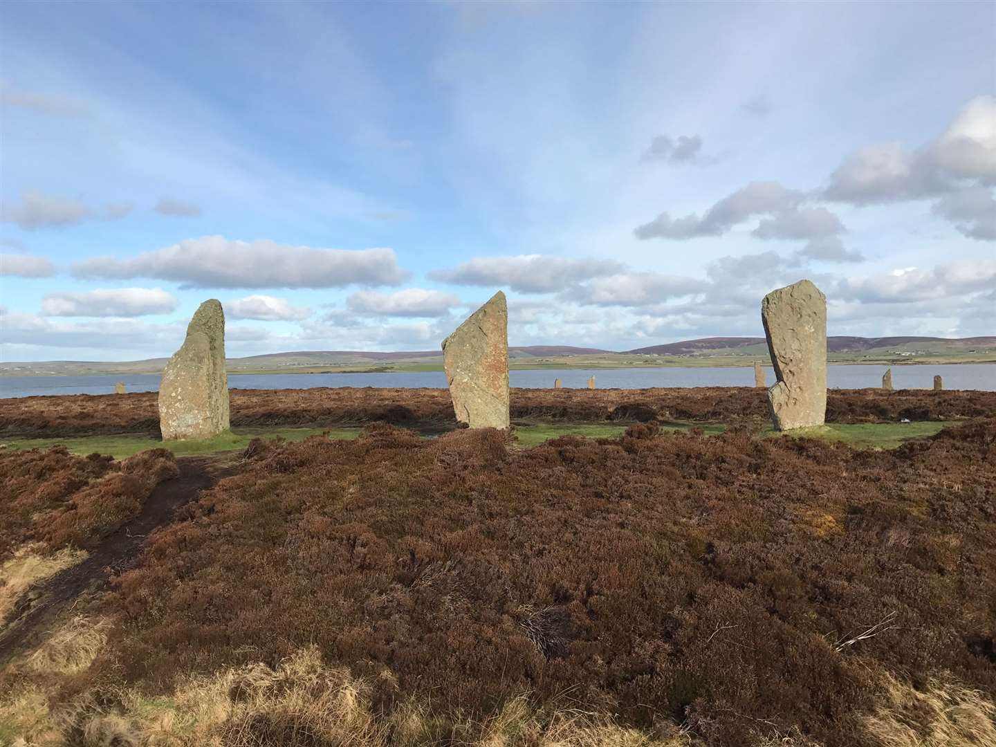 Ring of Brodgar, Orkney. Pic by Helen Callaghan (37376049)