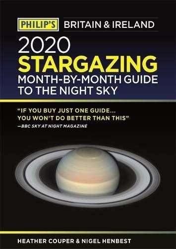 2020 Stargazing book, published by Philip's (17248540)