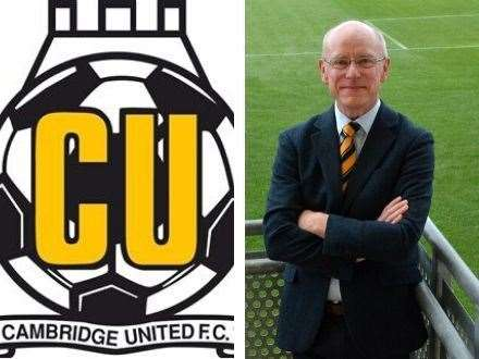 Ian Mather has announced that Cambridge United are to furlough the majority of their staff (32724058)