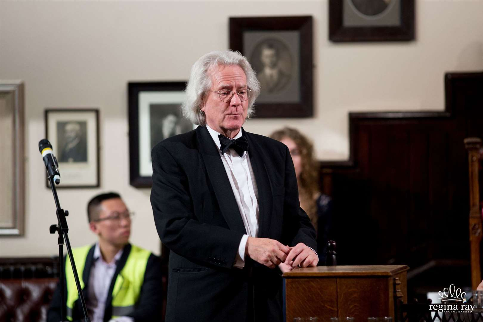 AC Grayling at the Cambridge Union, October 31, 2019. Picture: Regina Ray Photography