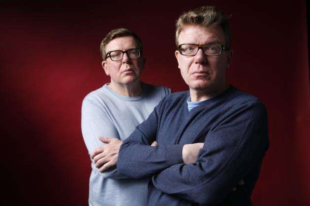 The Proclaimers. Picture: Murdo Macleod