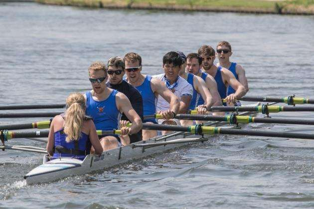Cambridge 99 Spring Regatta on the River Cam. Picture: Mike Harris
