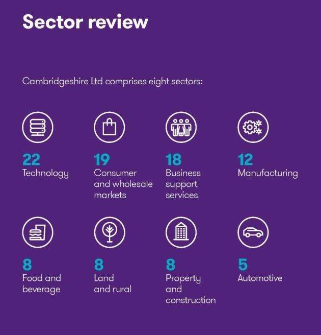 Sector overview in Grant Thornton and Mills & Reeves 2018 Cambridgeshire Ltd report