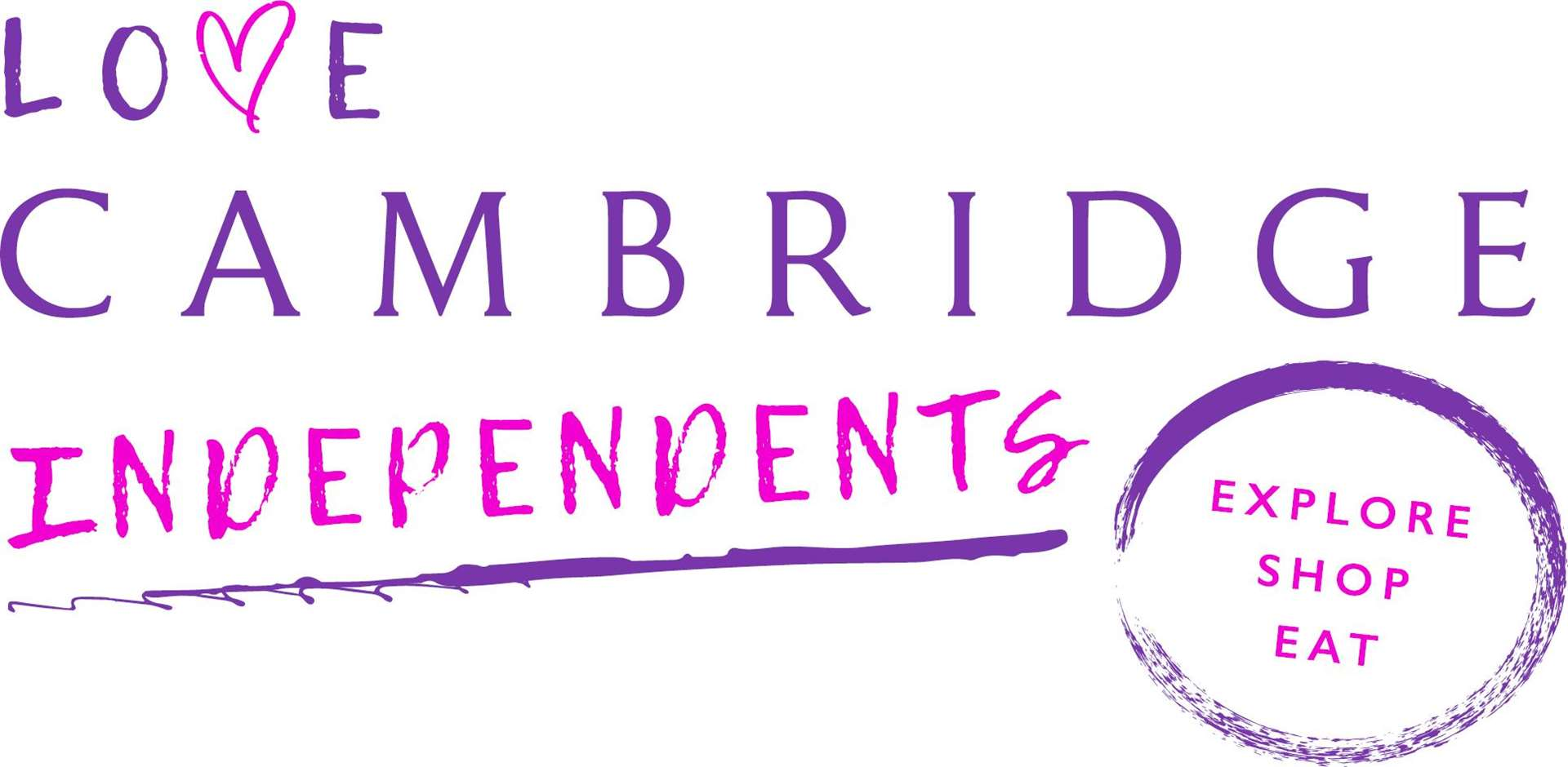 The Love Cambridge Independents logo (6906337)