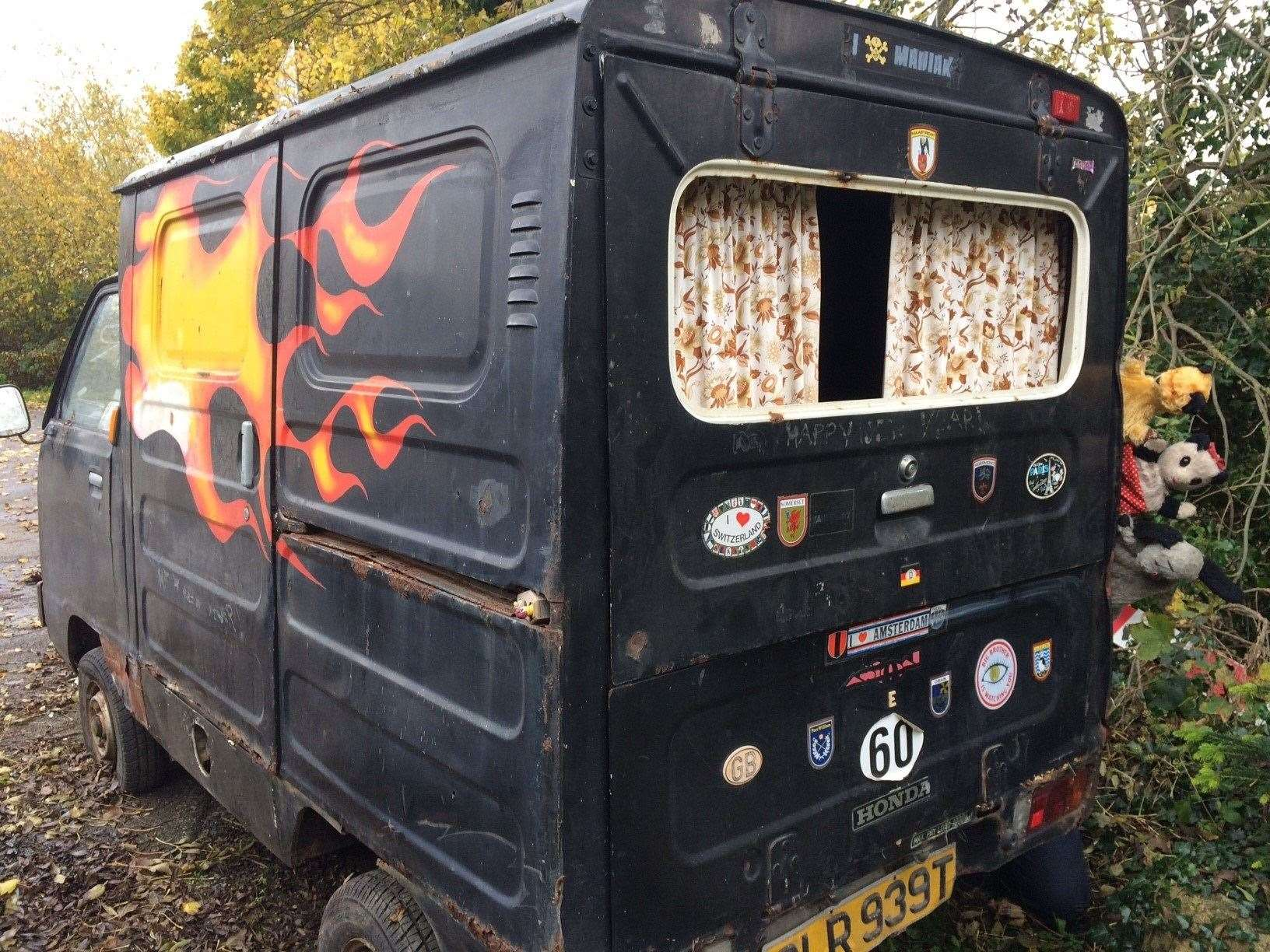 Sooty's TV Mobile van set to go up for auction after Cambridge owner decides to sell (21698938)
