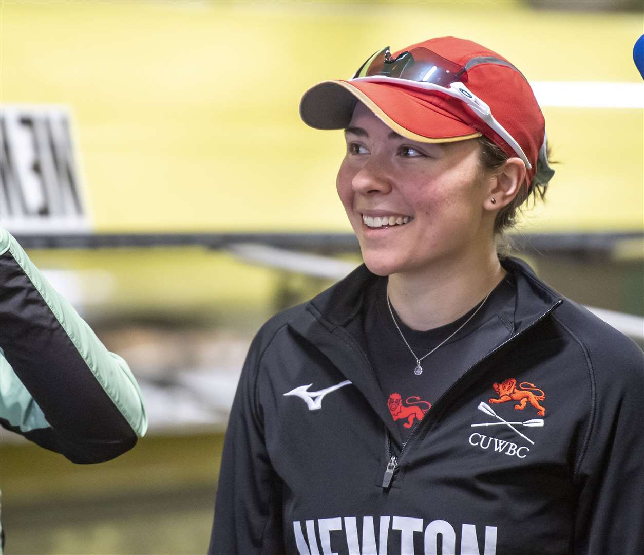 Larkin Sayre is the new president of Cambridge University Women's Boat Club. Picture: Keith Heppell. (11814914)