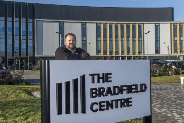 James Parton, managin director of The Bradfield Centre. Picture: Keith Heppell