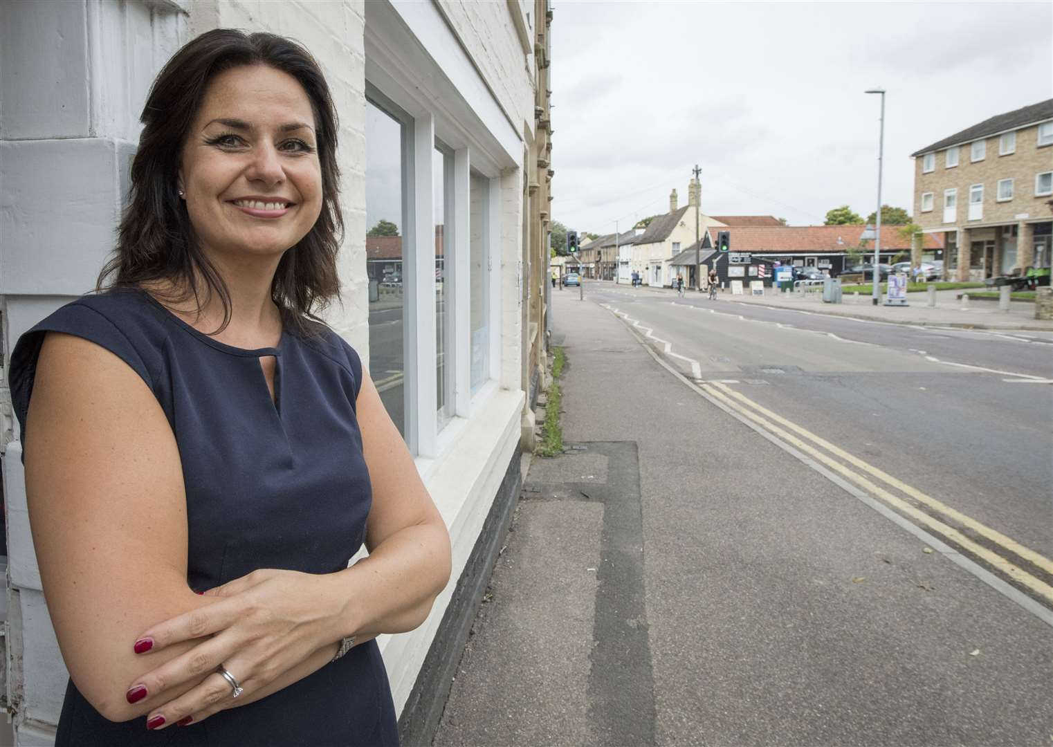 Heidi Allen, the MP for South Cambridgeshire. Picture: Keith Heppell